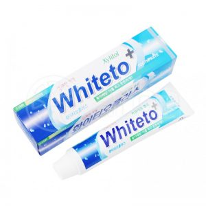J Cozia White To Toothpaste
