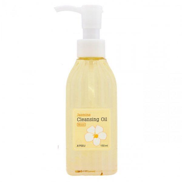 A Pieu Jasmine Cleansing Oil Moist 150ml