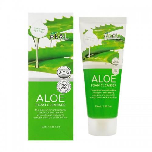 Ekel Aloe Foam