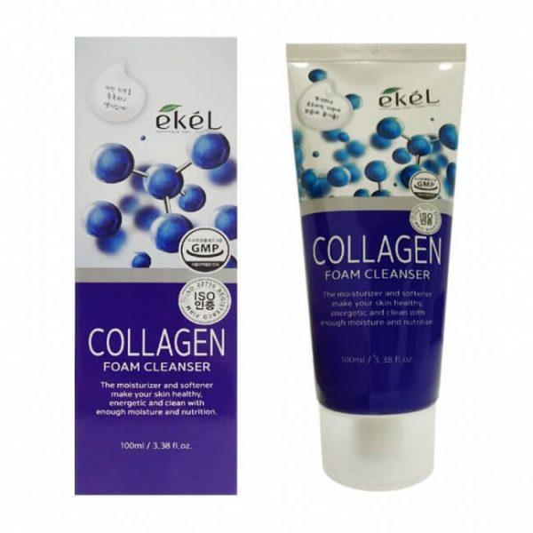 Ekel Collagen Foam