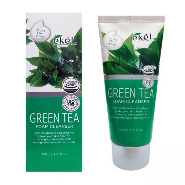 Ekel Green Tea Foam