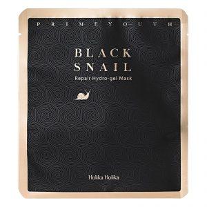 Holika Black Snail Hydrogel Mask
