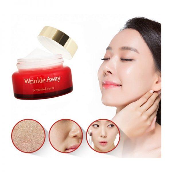 Wrinkle Away Cream 2
