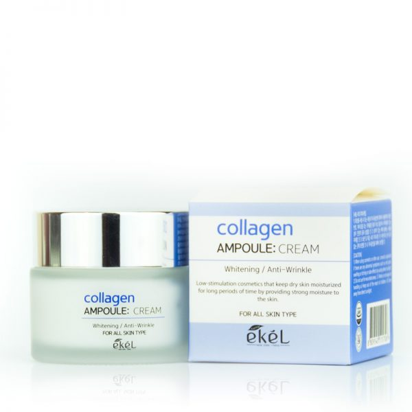 Ekel Collagenampoule Cream2
