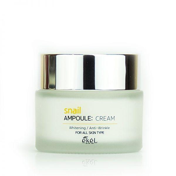Ekel Snail Ampoule Cream