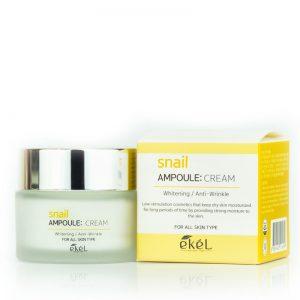 Ekel Snail Ampoule Cream2