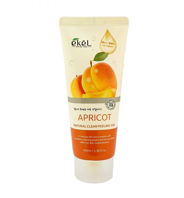 Ekel Apricot Peeling