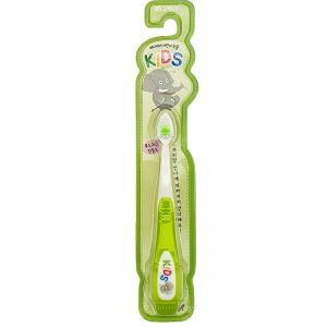 Kids Toothbrush Green