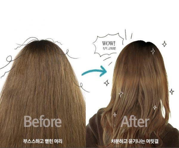 Elizavecca Cer 100 Collagen Coating Hair Protein Treatment 100ml 3
