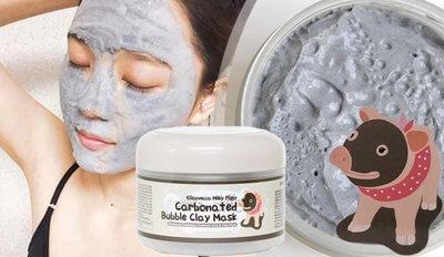 Elizavecca Milky Piggy Carbonated Bubble Clay Mask 2