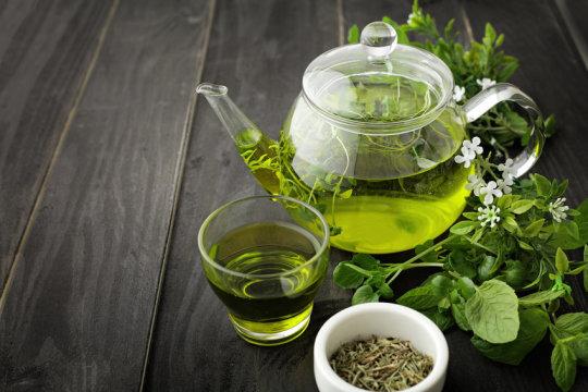 Apieu Green Tea 4