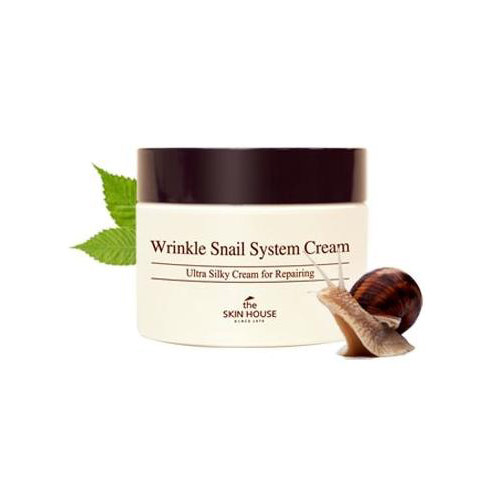 Wrinkle Snail System Cream 1
