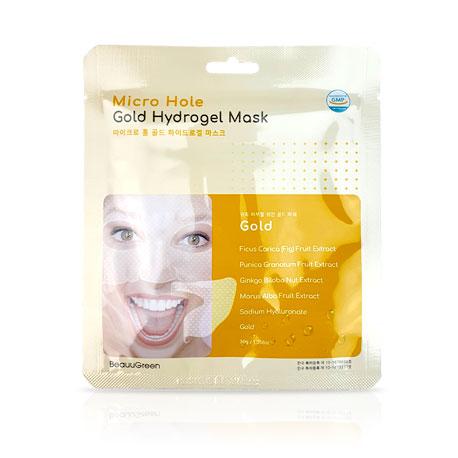 Micro Hole Gold Mask